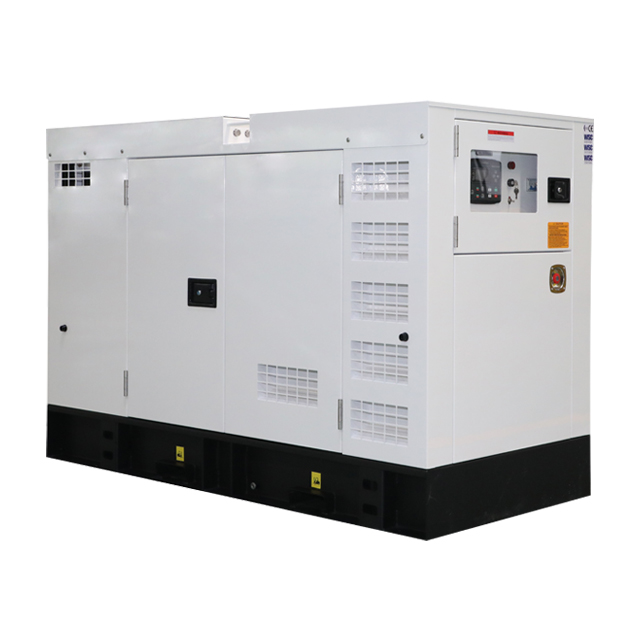 SILENT TYPE DIESEL GENERATOR SETS--CUMMINS SERIES